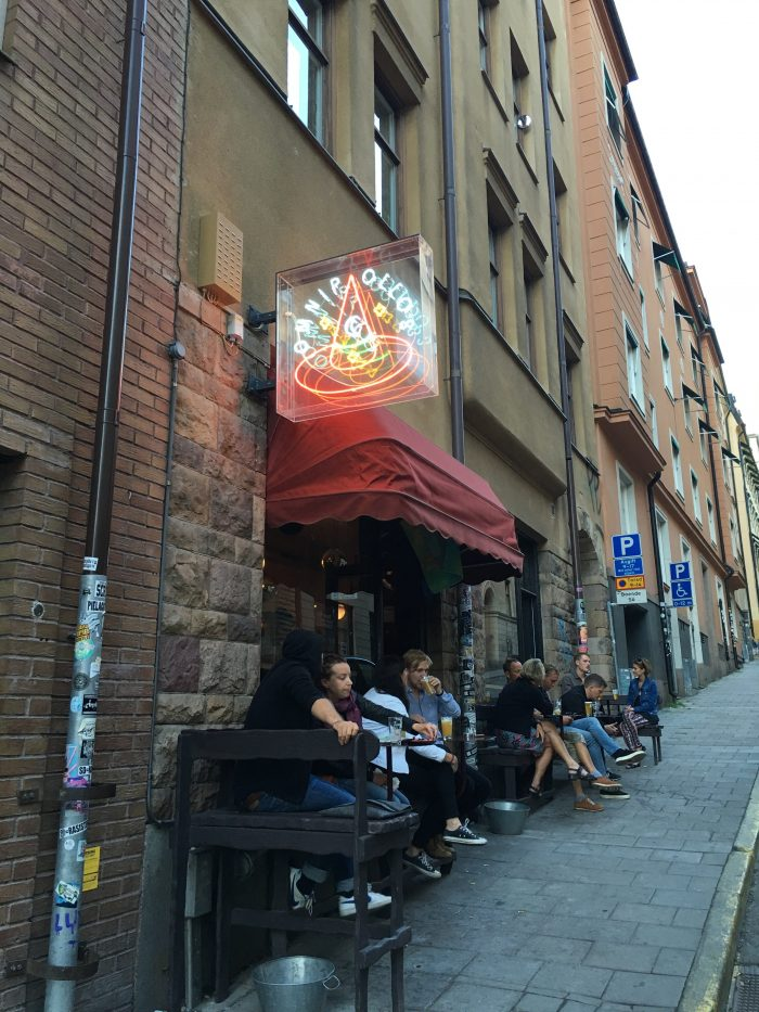 omnipollos hatt 700x933 - The best craft beer in Stockholm, Sweden