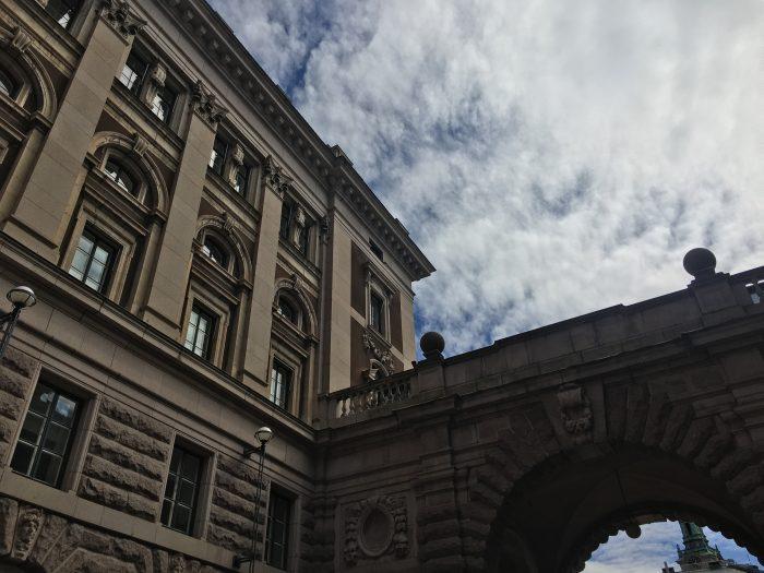 riksdag stockholm 700x525 - A photo walk through Gamla Stan, Stockholm's Old Town