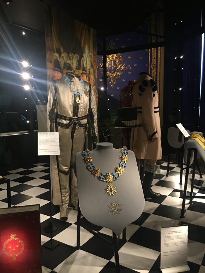 royal order of the seraphim 700x933 - A visit to the Swedish Royal Palace in Stockholm