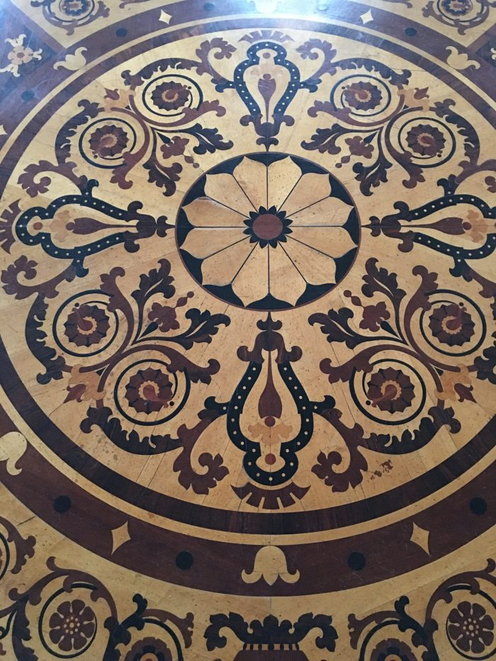 royal palace stockholm wood floor 700x933 - A visit to the Swedish Royal Palace in Stockholm