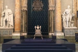 royal palace throne room stockholm sweden 300x200 - A visit to the Swedish Royal Palace in Stockholm