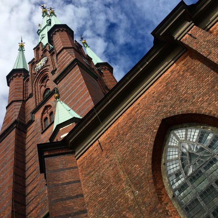 st claras church stockholm 700x700 - A photo walk through Gamla Stan, Stockholm's Old Town