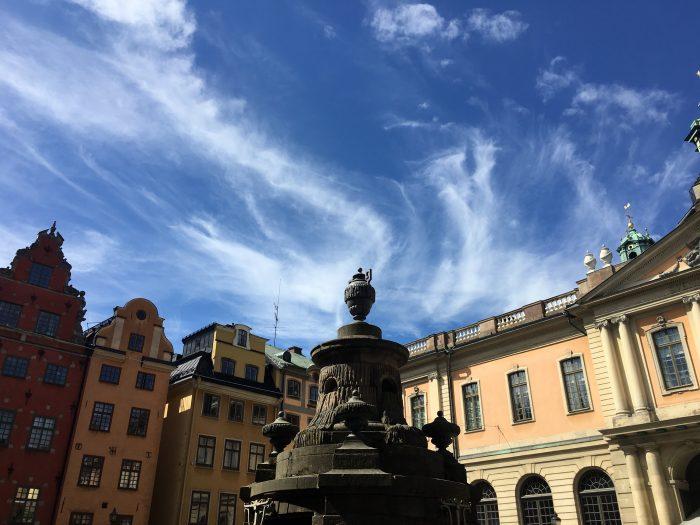 stortorget stockholm 700x525 - A photo walk through Gamla Stan, Stockholm's Old Town