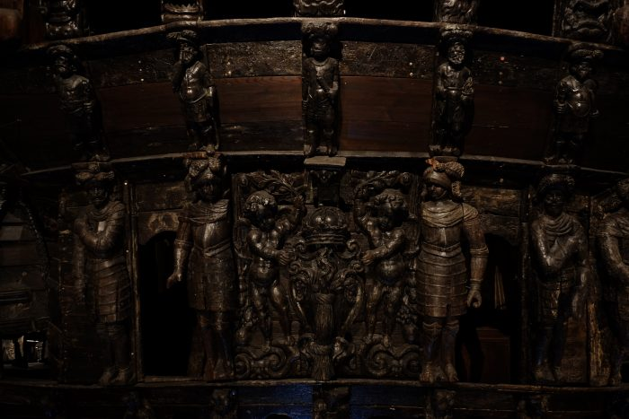 Vasamuseet-carvings