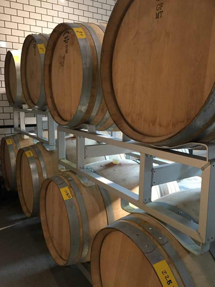 winery hotel barrels 700x933 - A visit to The Winery Hotel in Stockholm, Sweden