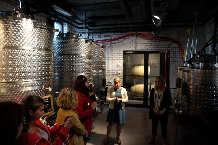 winery hotel tour 700x467 - A visit to The Winery Hotel in Stockholm, Sweden