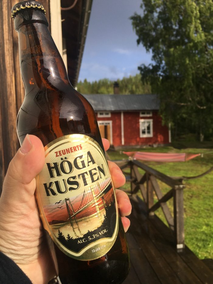 hoga kusten beer 700x933 - A relaxing visit to Tjarn farmstead in Vasterbotten, Sweden