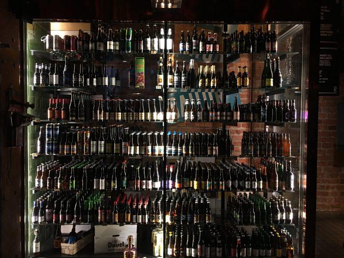 radhuskallaren beer 700x525 - The best craft beer in Umeå, Sweden