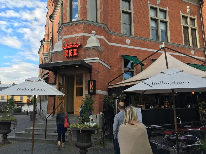 rex umea 700x525 - The best restaurants in Umeå, Sweden