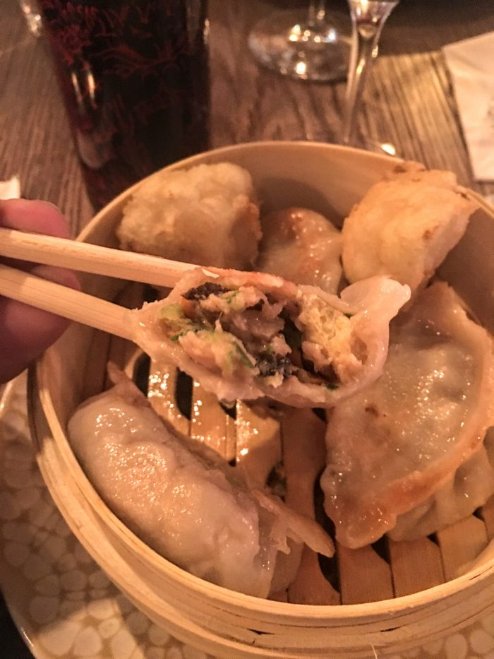 runt hornet reindeer dumplings 700x933 - The best restaurants in Umeå, Sweden