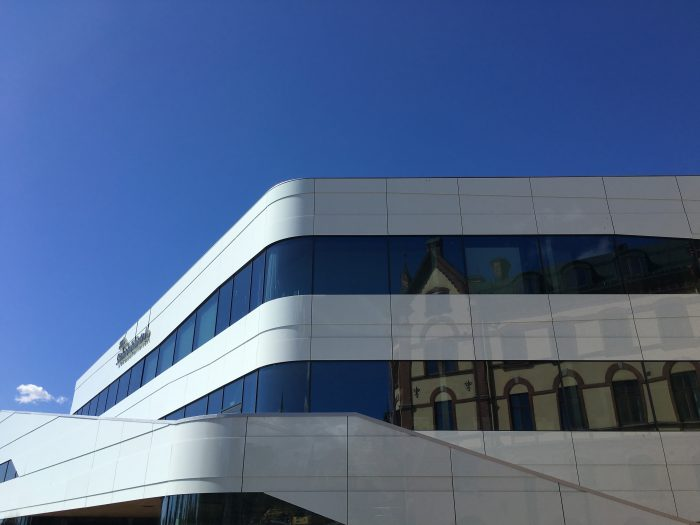 umea culture house 700x525 - A photo walk & museum visits in Umeå, Sweden