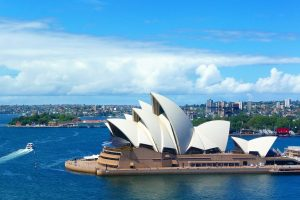 sydney opera house 300x200 - Travel Contests: April 26, 2017 - Australia, Scotland, NYC, & more