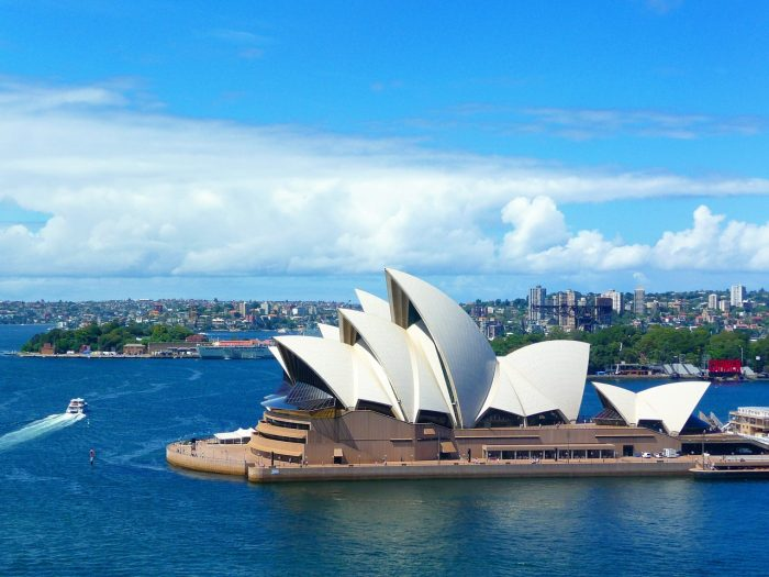sydney opera house 700x525 - Travel Contests: February 1, 2017 - Australia, Mexico, Chile, & more