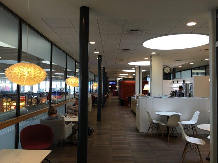 aspire lounge copenhagen 700x525 - Aspire Lounge Copenhagen CPH Airport review