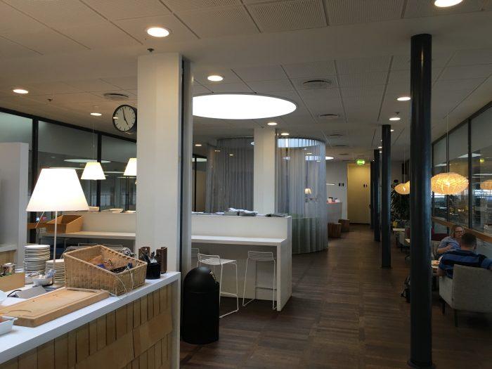 aspire lounge copenhagen airport 700x525 - Aspire Lounge Copenhagen CPH Airport review