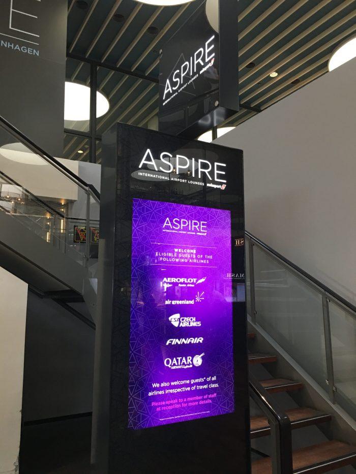 aspire lounge copenhagen cph 700x933 - Aspire Lounge Copenhagen CPH Airport review