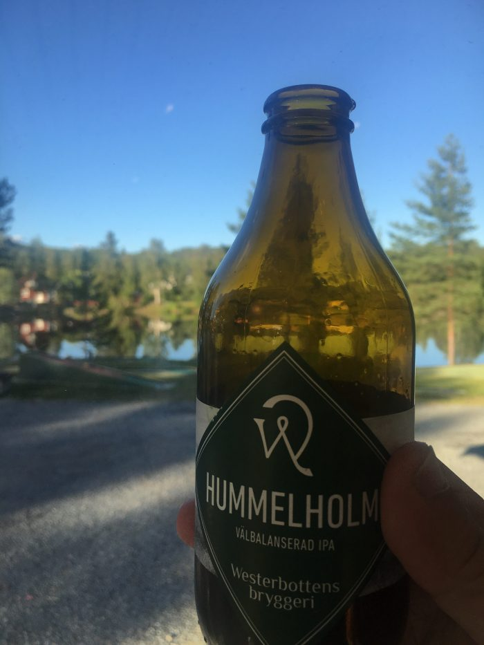 hummelholm ipa 700x933 - Sleeping in a treehouse at Granö Beckasin in Granö, Sweden