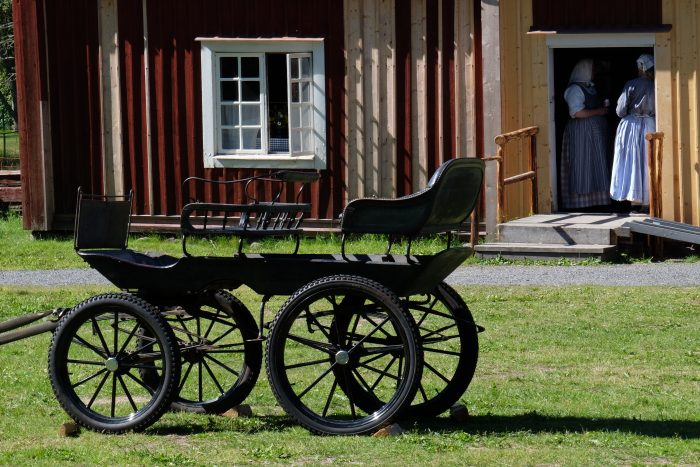 vasterbottens museum cart 700x467 - A visit to the Västerbottens Museum in Umeå, Sweden