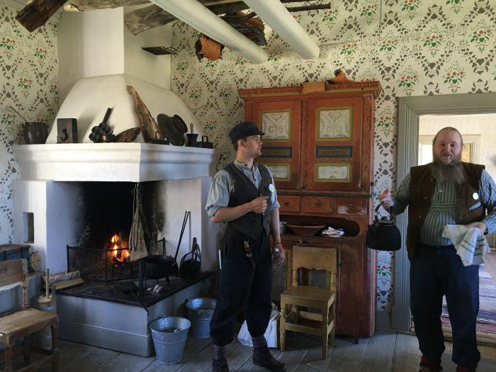 vasterbottens museum kitchen 700x525 - A visit to the Västerbottens Museum in Umeå, Sweden