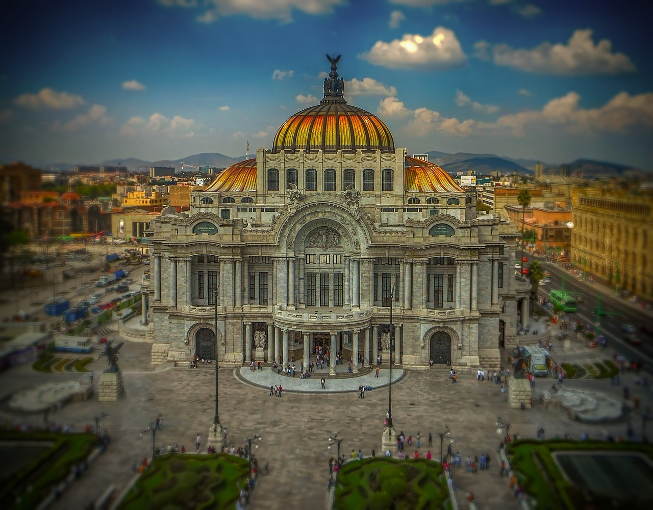 Travel contests march 29 2017 mexico city tokyo for Vacation to mexico city