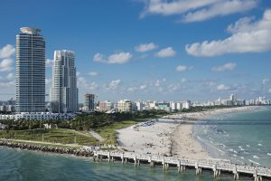 miami beach florida 300x200 - Travel Contests: January 8, 2020 - Miami, Nashville, Mexico, & more