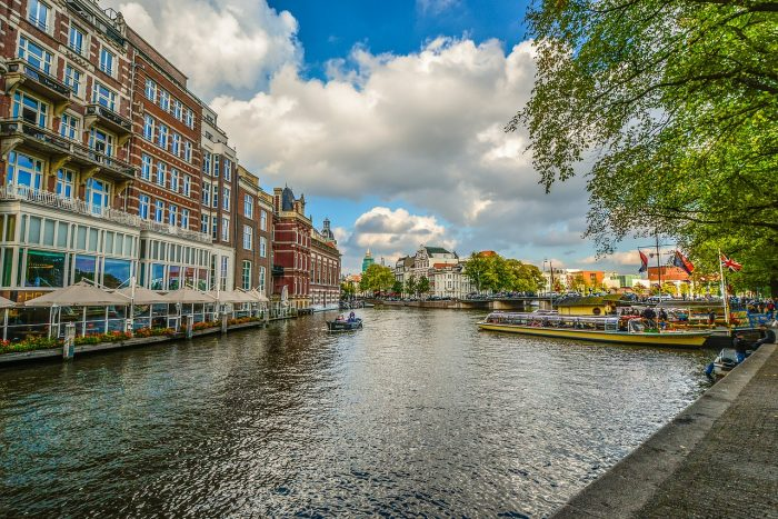 amsterdam netherlands 700x467 - Travel Contests: April 19, 2017 - Amsterdam, Curacao, ComicCon, & more