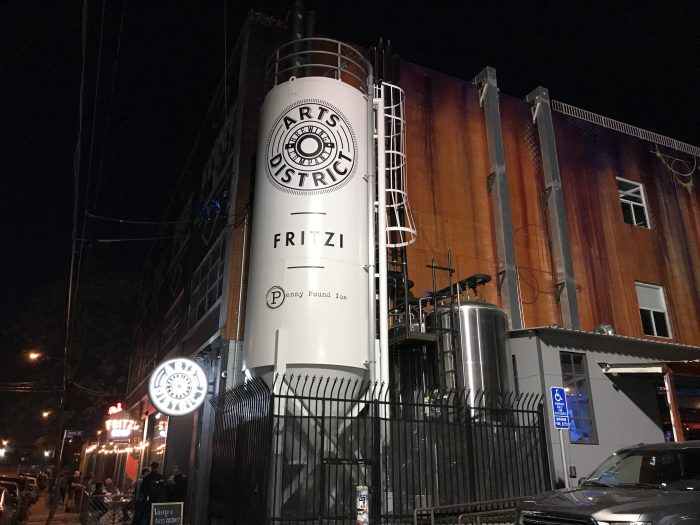 arts district brewing 700x525 - The best craft beer in Downtown Los Angeles