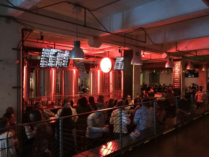 arts district brewing los angeles 700x525 - The best craft beer in Downtown Los Angeles