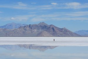 bonneville salt flats 300x200 - Fun at every speed in Tooele County, Utah