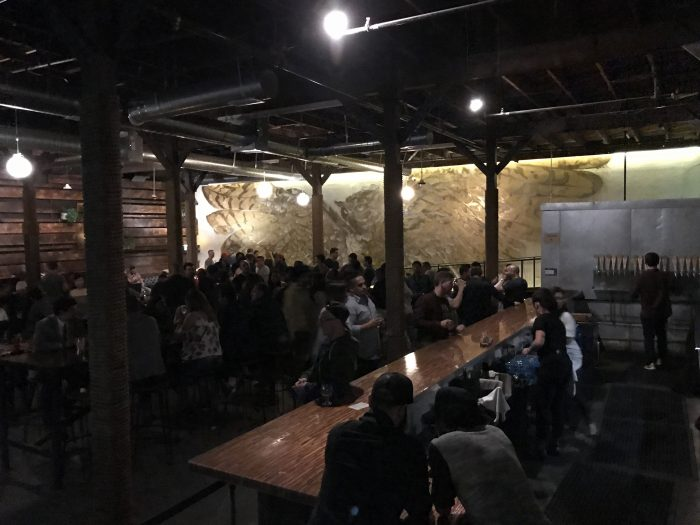 boomtown brewery dtla 700x525 - The best craft beer in Downtown Los Angeles
