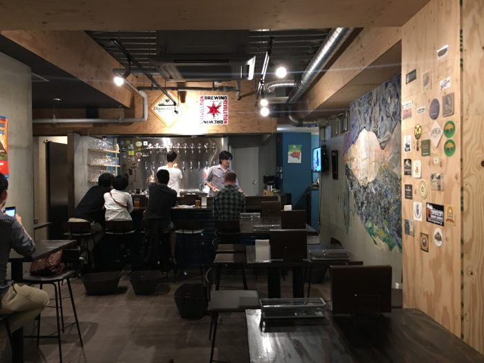 craft beer creek fukuoka 700x525 - The best craft beer in Fukuoka, Japan