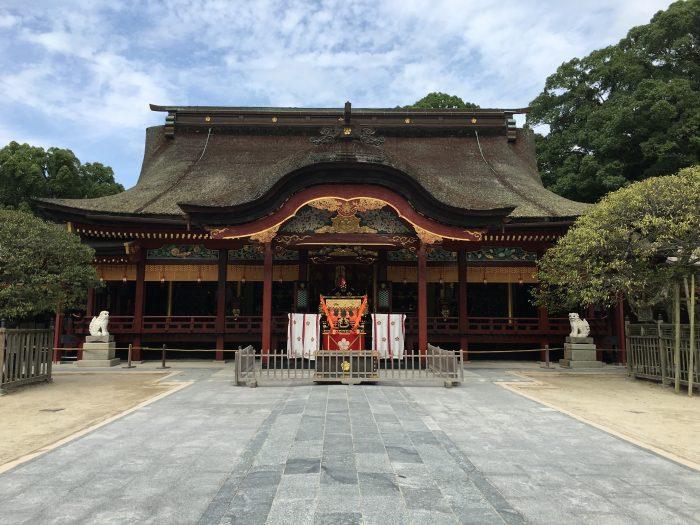 dazaifu tenmangu 700x525 - A day trip from Fukuoka to Dazaifu, Japan
