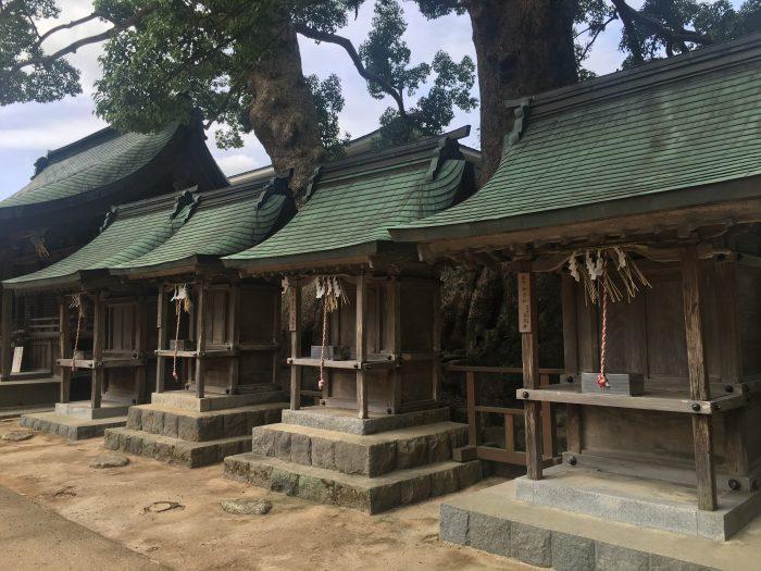 dazaifu tenmangu grounds 700x525 - A day trip from Fukuoka to Dazaifu, Japan