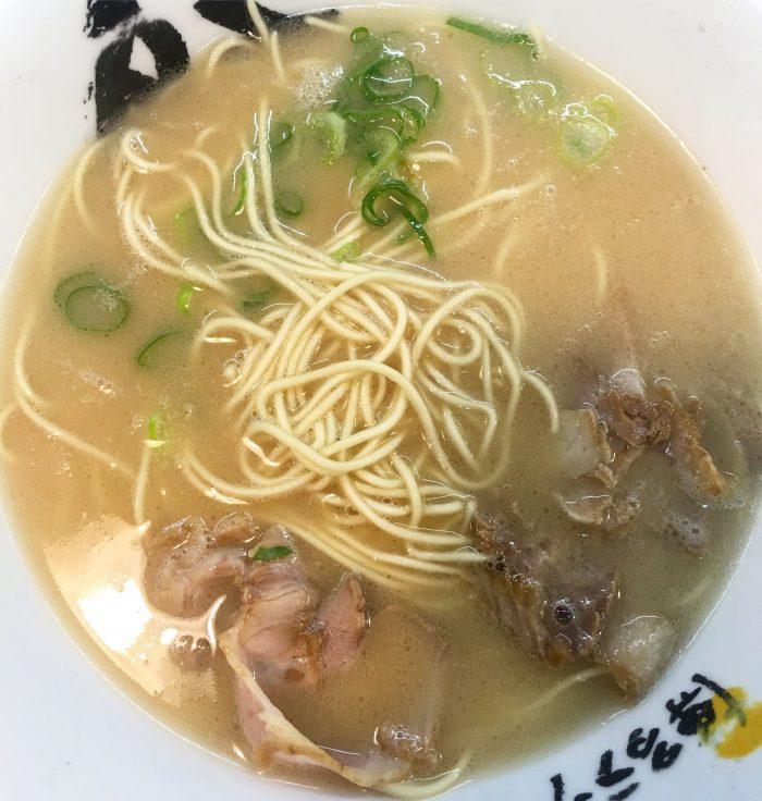hakata ramen zen tonkotsu 700x736 - The best tonkotsu ramen in Fukuoka, Japan