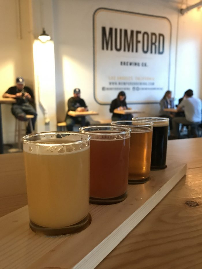 mumford brewing beer 700x933 - The best craft beer in Downtown Los Angeles