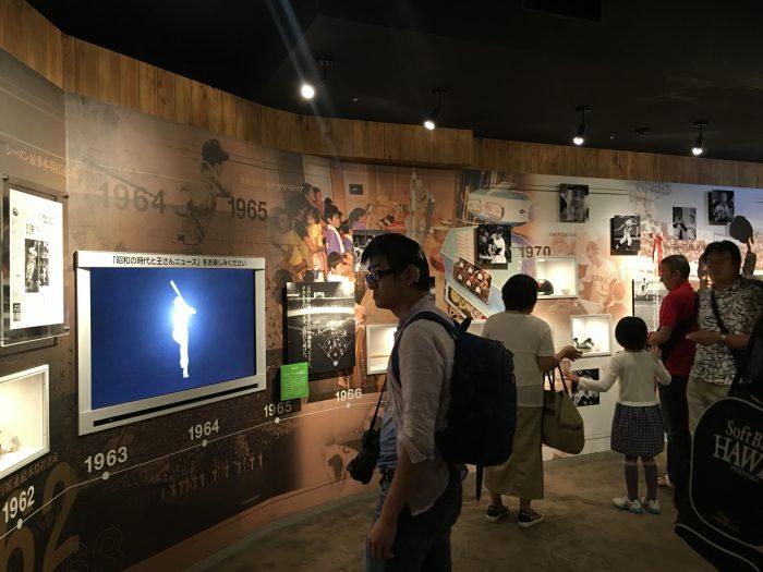 sadaharu oh museum fukuoka 700x525 - Attending a Fukuoka SoftBank Hawks Japanese baseball game