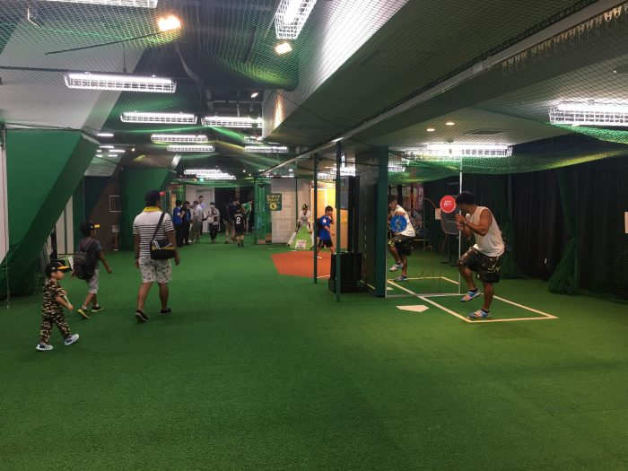 sadaharu oh museum play area 700x525 - Attending a Fukuoka SoftBank Hawks Japanese baseball game