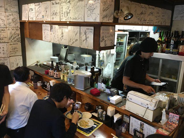 shin shin ramen 700x525 - The best tonkotsu ramen in Fukuoka, Japan