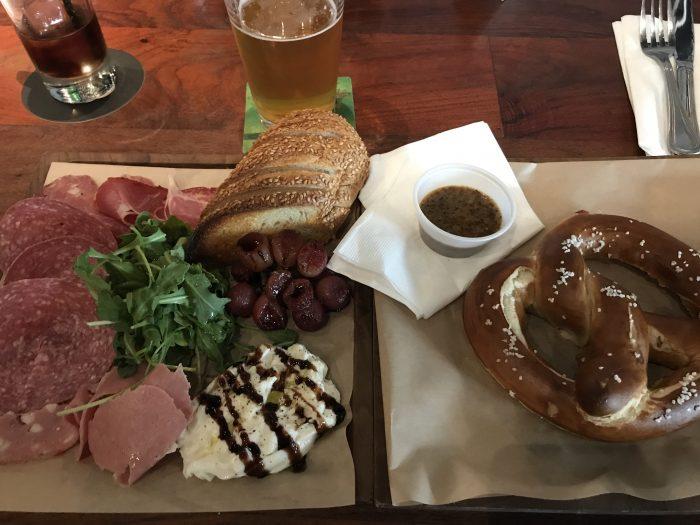 spring street bar food 700x525 - The best craft beer in Downtown Los Angeles