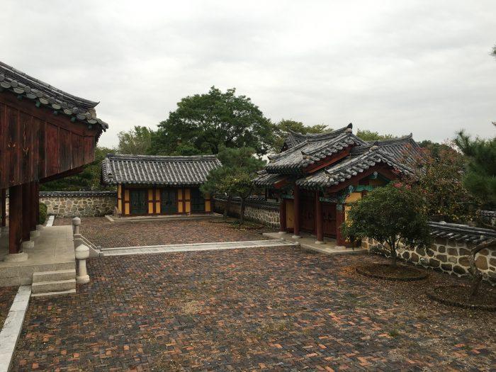 cheonggye seowon jinjuseong 700x525 - A visit to Jinjuseong Fortress in Jinju, South Korea