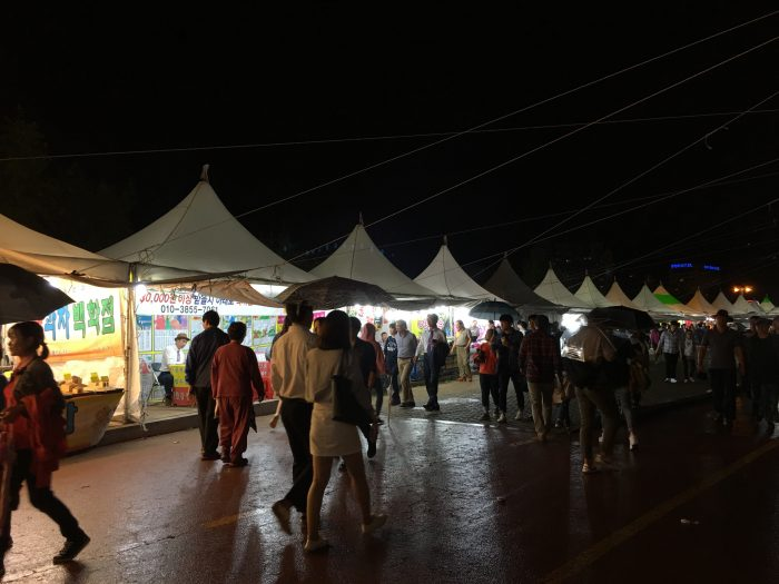 jinju lantern festival arts food 700x525 - Attending the Jinju Lantern Festival in Jinju, South Korea
