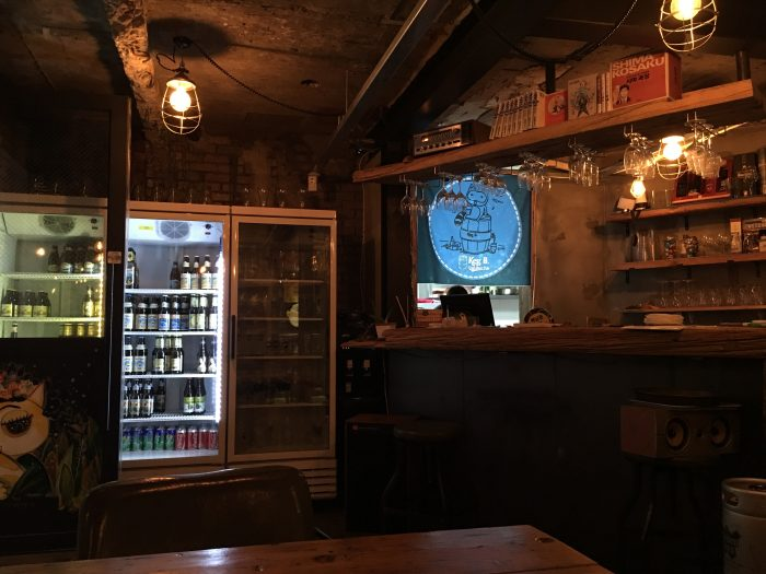 keg b seoul 700x525 - The best craft beer in Seoul, South Korea
