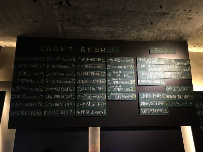 namsan chemistry seoul 700x525 - The best craft beer in Seoul, South Korea
