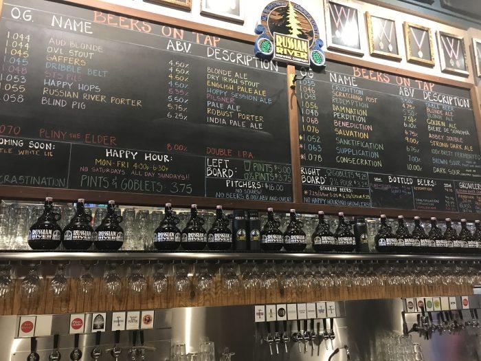 russian river brewing company santa rosa 700x525 - The best craft beer in Santa Rosa, California