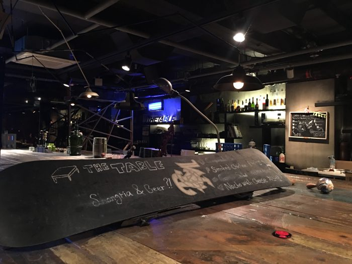 the table craft beer seoul 700x525 - The best craft beer in Seoul, South Korea