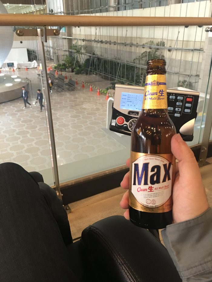 air lounge hue seoul gimpo beer massage 700x933 - Air Lounge Hue Seoul Gimpo GMP review