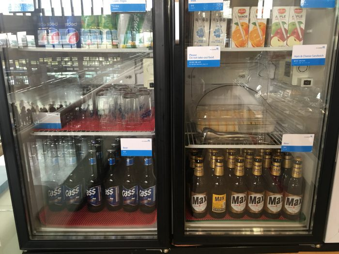 air lounge hue seoul gimpo drinks 700x525 - Air Lounge Hue Seoul Gimpo GMP review
