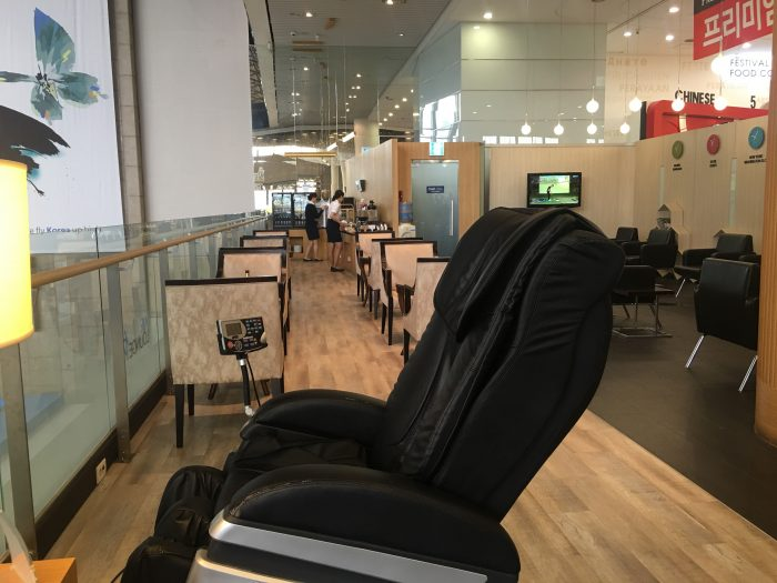 air lounge hue seoul gimpo massage chair 700x525 - Air Lounge Hue Seoul Gimpo GMP review