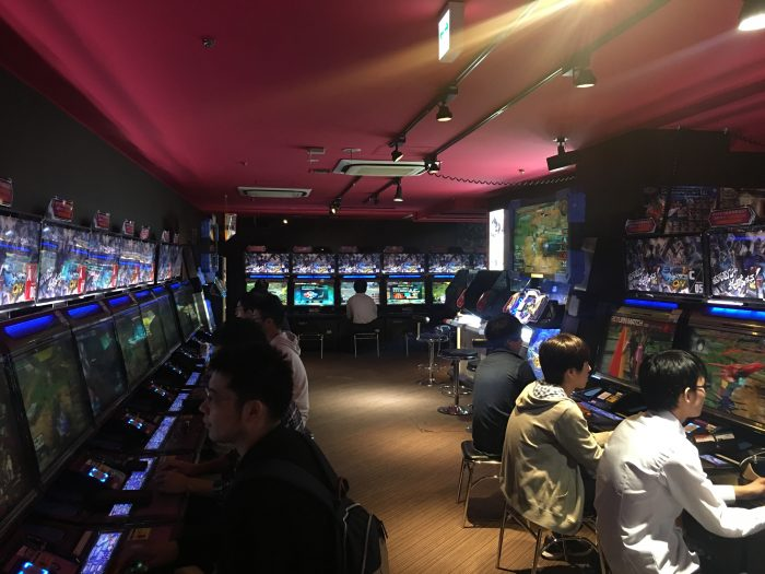 akihabara arcades 700x525 - A layover in Tokyo from Haneda Airport - sushi, arcades, & beer in Akihabara
