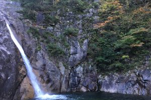 biryong falls 300x200 - Hiking in Seoraksan National Park - Biryong, Yukdam, & Towangseong Falls